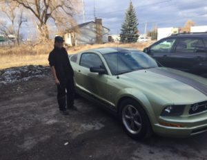 2006 Mustang ready to roll!