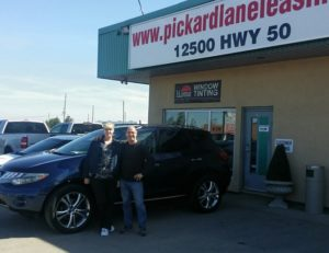 Annette and her 2009 Murano!