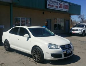 Enjoy your Jetta Ernest!