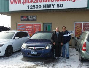 Congratulations Wilson on your 2008 Astra!