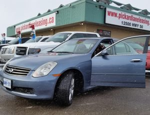 Heads will turn with this infinity G35X