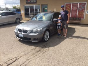 A new addition to the family 2010 BMW 535xi