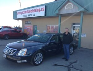 Enjoy your 2007 Cadillac DTS