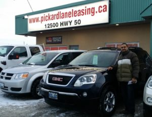 Congrats Khan on your 2007 GMC Acadia!